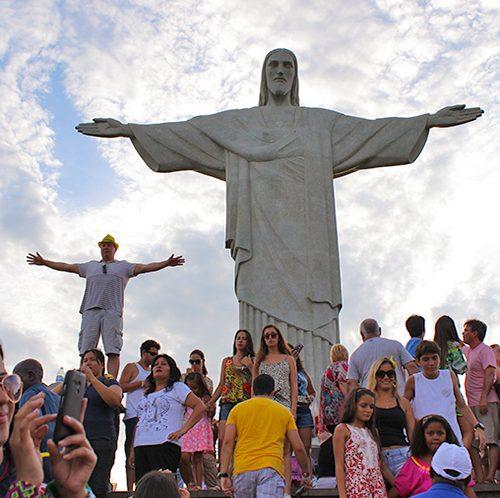 Kristusstatyn i Rio
